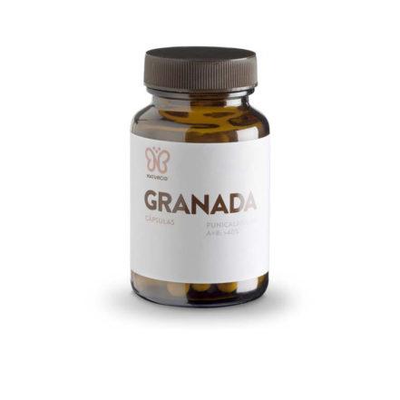 granada en cápsulas