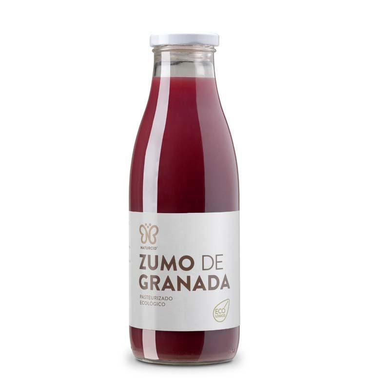 zumo de granada eco